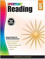Spectrum Reading Workbook, Grade 5 (Paperback)