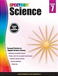 Spectrum Science, Grade 7 (Paperback)