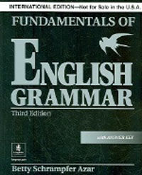 Fundamentals Of English Grammar With Answer Key-black (Paperback, 3RD)