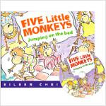 노부영 Five Little Monkeys Jumping on the Bed (Paperback + CD)