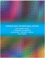How English Works: Pearson New International Edition : A Linguistic Introduction (Paperback, 3 ed)