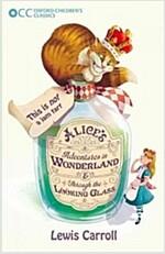 Oxford Children's Classics: Alice's Adventures in Wonderland & Through the Looking-Glass (Paperback)