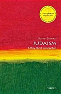 Judaism: A Very Short Introduction (Paperback, 2 Revised edition)