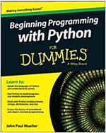 Beginning Programming with Python for Dummies (Paperback)
