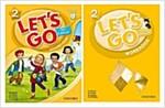 [세트] Let's Go 2 Book SET (Studentbook + Workbook)