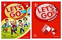 [세트] Lets Go 1 Book SET (Studentbook + Workbook)