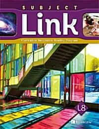 Subject Link 8 (Studentbook + Workbook + Audio CD)