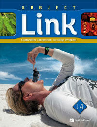 Subject Link 4 (Studentbook + Workbook + Audio CD)