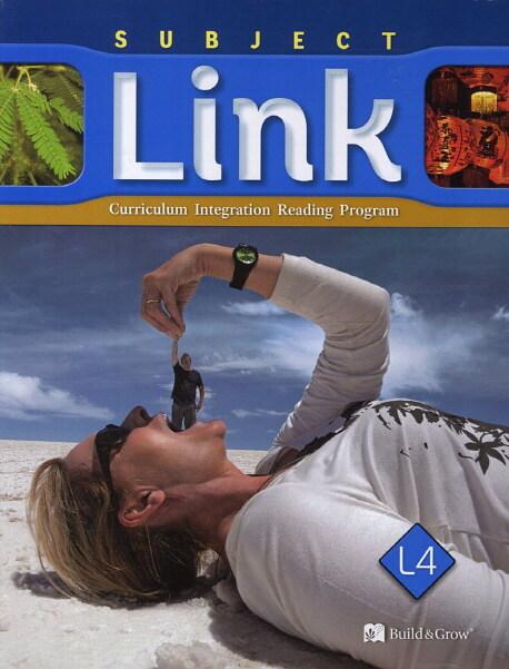 Subject Link 4 (Student Book + Workbook + Audio CD)