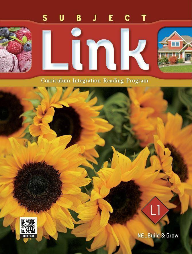 Subject Link 1 (Student Book + Workbook + Audio CD)
