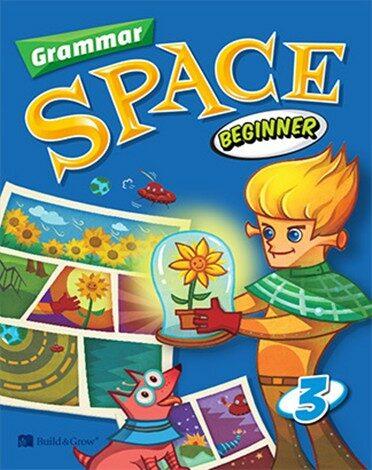 Grammar Space Beginner 3 (Student Book + Workbook)