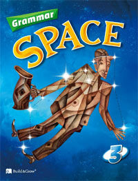 Grammar Space 3 (Student Book (Review test, Midterm/Final test) + Workbook)