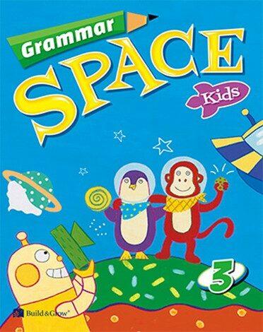 Grammar Space Kids 3 (Student Book + Workbook + Grammar Cards)