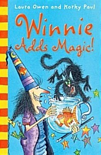 Winnie Adds Magic! (Paperback)