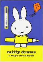 Miffy Draws : Wipe Clean Activity Book (Paperback)