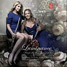 [수입] Luminance - 플루트와 피아노를 위한 작품