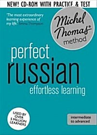 Perfect Russian Course: Learn Russian with the Michel Thomas Method (CD-Audio, Unabridged ed)