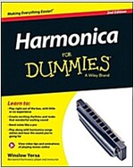 Harmonica for Dummies (Paperback, 2, Revised)