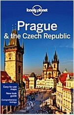 Lonely Planet Prague & the Czech Republic (Paperback, 11)