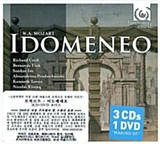 [중고] [수입] 모차르트 : 이도메네오 [3CD] + 보너스 DVD