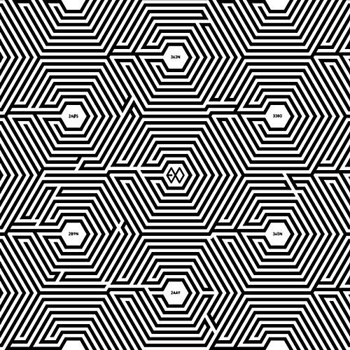 엑소엠 - 미니 2집 上瘾(Overdose)