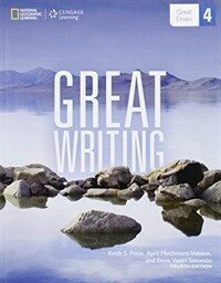 Great writing 4 : Student Book + Online Workbook (Hardcover)