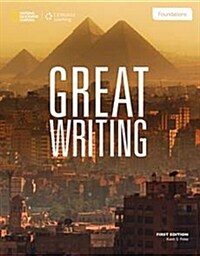 Great writing Foundation : Student Book + Online Workbook (Hardcover)