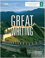 Great writing 3 : Student Book + Online Workbook (Paperback, 3rd Edition)