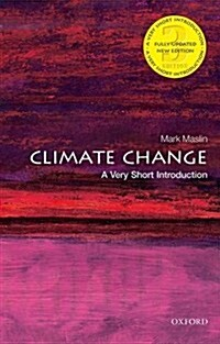 Climate Change: A Very Short Introduction (Undefined, 3 Revised edition)
