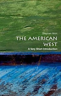 The American West: A Very Short Introduction (Paperback)