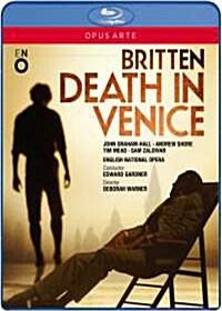 [수입] [블루레이] 브리튼 : 베니스에서의 죽음 [한글자막]