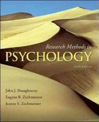 Research methods in psychology / 10th ed