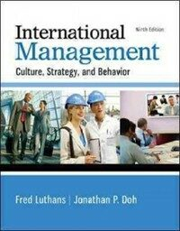 International management : culture, strategy, and behavior 9th ed