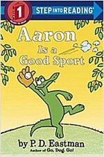 Aaron Is a Good Sport (Paperback)