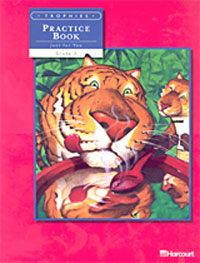 Trophies: Practice Book Grade 2-1 (Paperback)