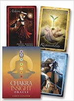 Chakra Insight Oracle: A Transformative 49-Card Deck (Other)
