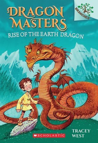 Dragon Masters #1 : Rise of the Earth Dragon (Paperback)