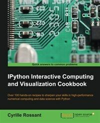 IPython interactive computing and visualization cookbook : over 100 hands-on recipes to sharpen your skills in high-perfprmance numerical computing and data science with Python