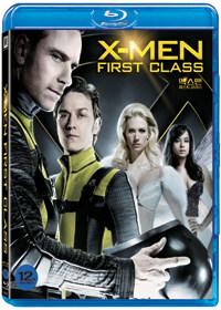 엑스맨 [비디오녹화자료] : 퍼스트클래스 / Blu-ray ed
