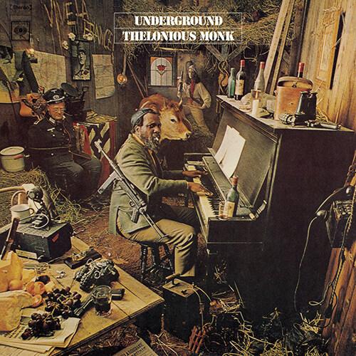[수입] Thelonious Monk - Underground [180g LP]