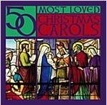 [중고] 50 Most Loved Christmas Carols
