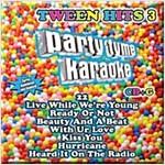 [중고] Party Tyme Karaoke: Tween Hits 3