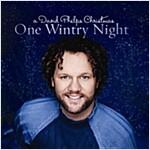 [중고] One Wintry Night: A David Phelps Christmas