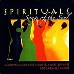 [중고] Spirituals: Songs of the Soul