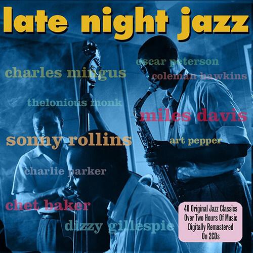 [수입] 밤에 듣는 재즈 명곡집 [2CD]