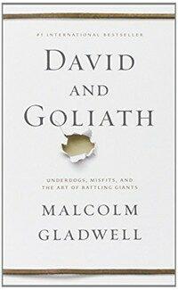 David and Goliath (Mass Market Paperback, 미국판)