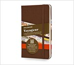 Moleskine Voyageur Traveller's Notebook, Hard Cover, Nutmeg Brown (4 X 7) (Other)