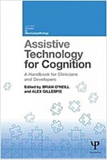 Assistive Technology for Cognition : A handbook for clinicians and developers (Paperback)