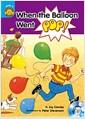 [중고] Sunshine Readers Level 3 : When the Balloon Went Pop! (Paperback + CD 1장)