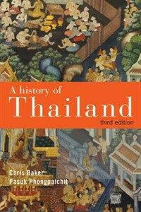 A History of Thailand (Paperback, 3 Revised edition)